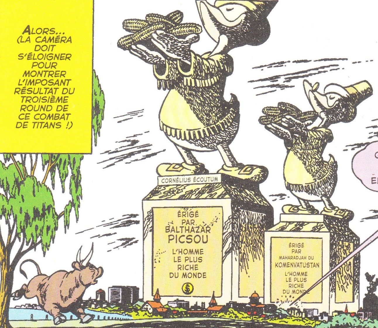 La guerre des statues 3